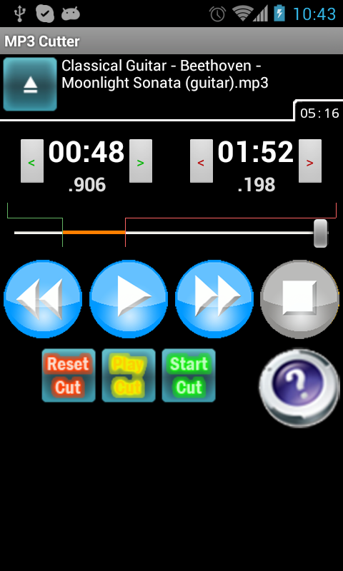 MP3 Cutter Pro 3 5 3 APK Download by beka | Android APK