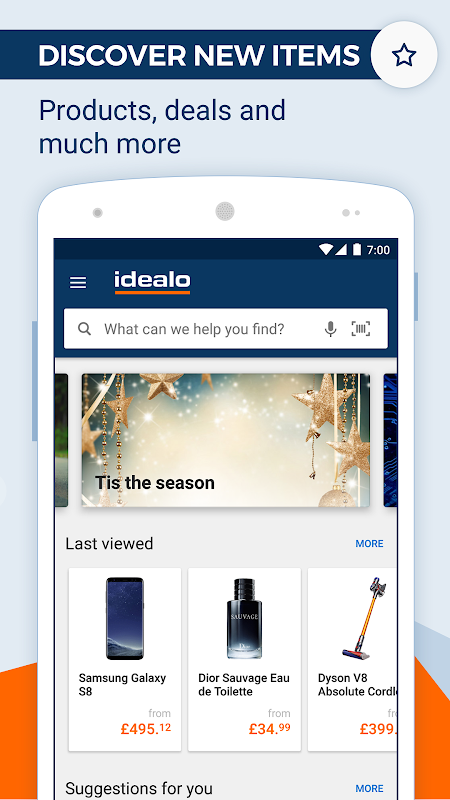 idealo Shopping 9.4.3 Screen 1