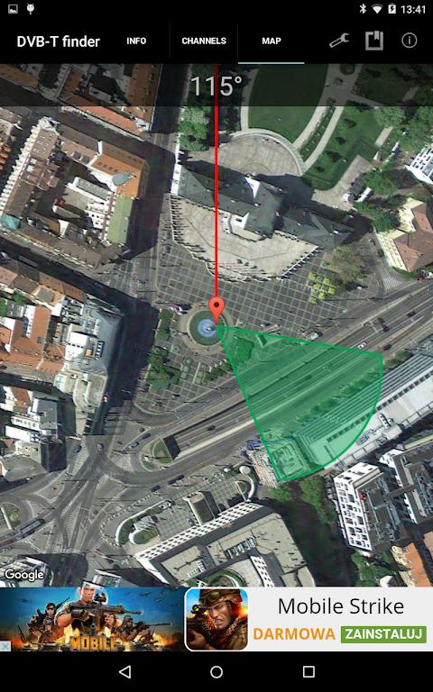 DVB-T finder 1.68 Screen 9