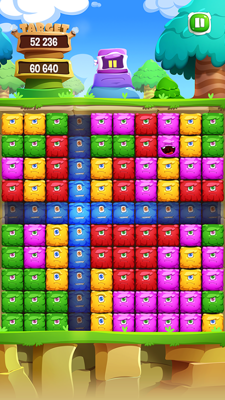 Android Pop Monster Dash Screen 2