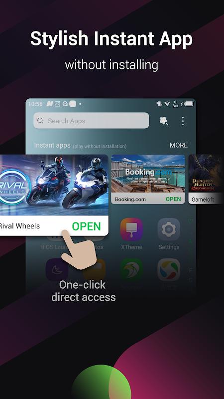XOS Launcher(2019)- Customized,Cool,Stylish 3.6.60 Screen 3