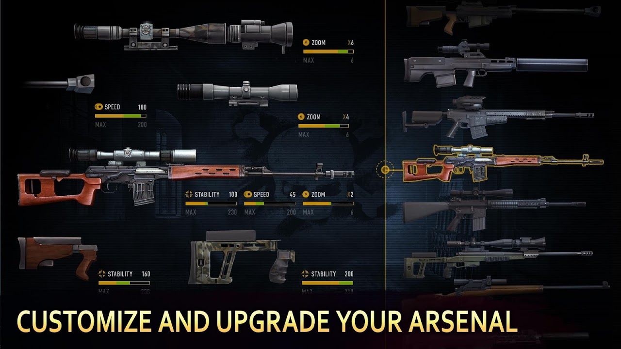 Android Sniper Arena: PvP Army Shooter Screen 2