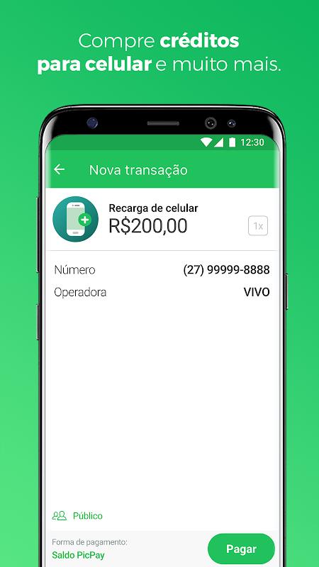 PicPay - App de pagamentos 10.13.0 Screen 3