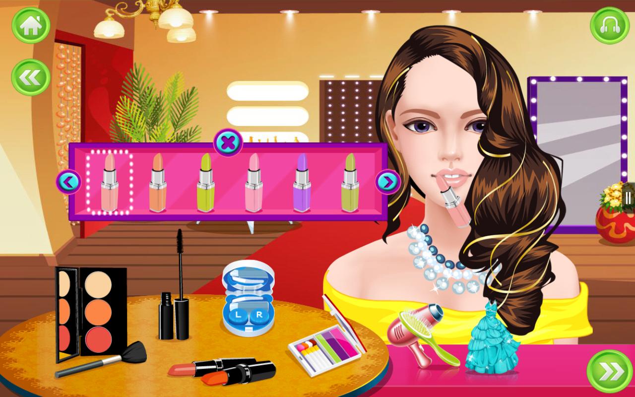 Android Make Up Salon! Screen 4