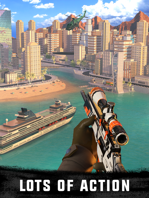 Android Sniper 3D Gun Shooter: Free Shooting Games - FPS Screen 3