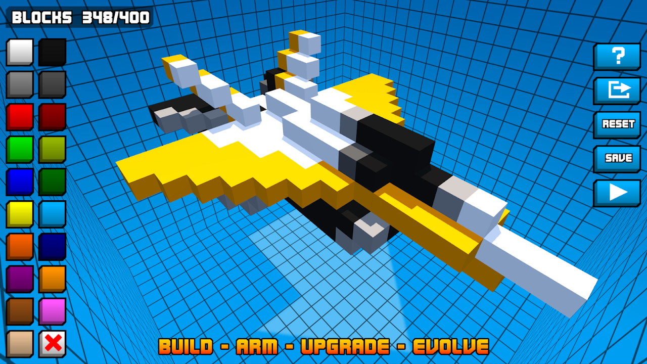 Android Hovercraft: Battle Arena Screen 4