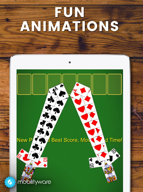 Solitaire 6.4.1.3381 Screen 3