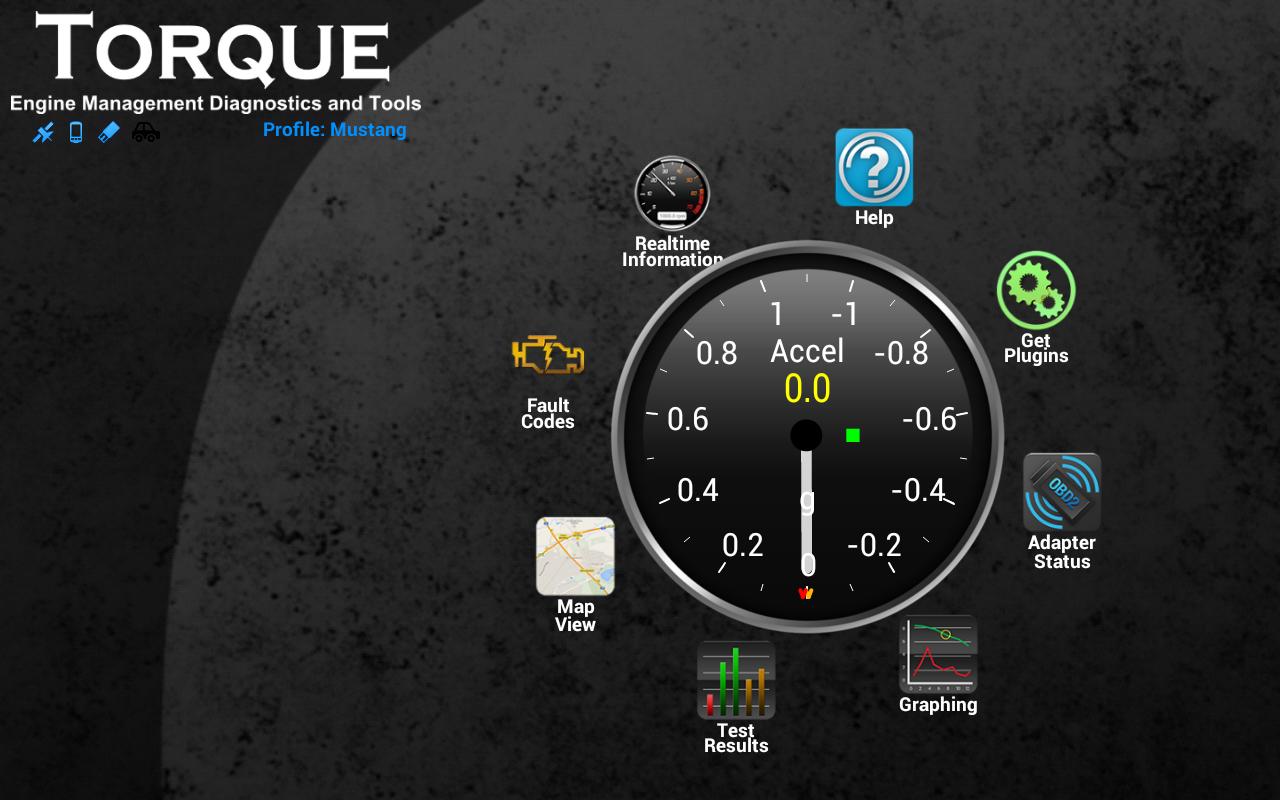 Android Torque Pro (OBD 2 & Car) Screen 8