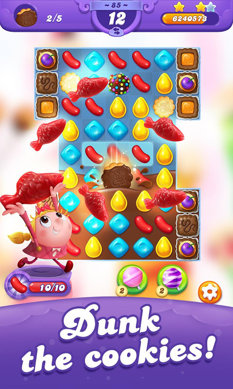 Candy Crush Friends Saga 1.23.4 Screen 9