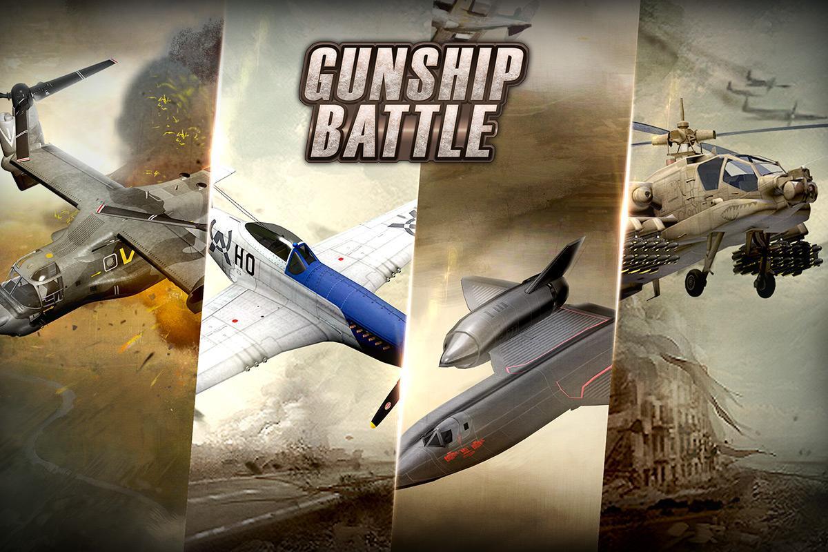 GUNSHIP BATTLE: Helicopter 3D 2.5.31 Screen 4