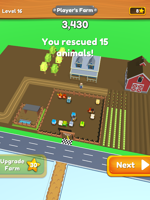 Android Animal Rescue 3D Screen 7