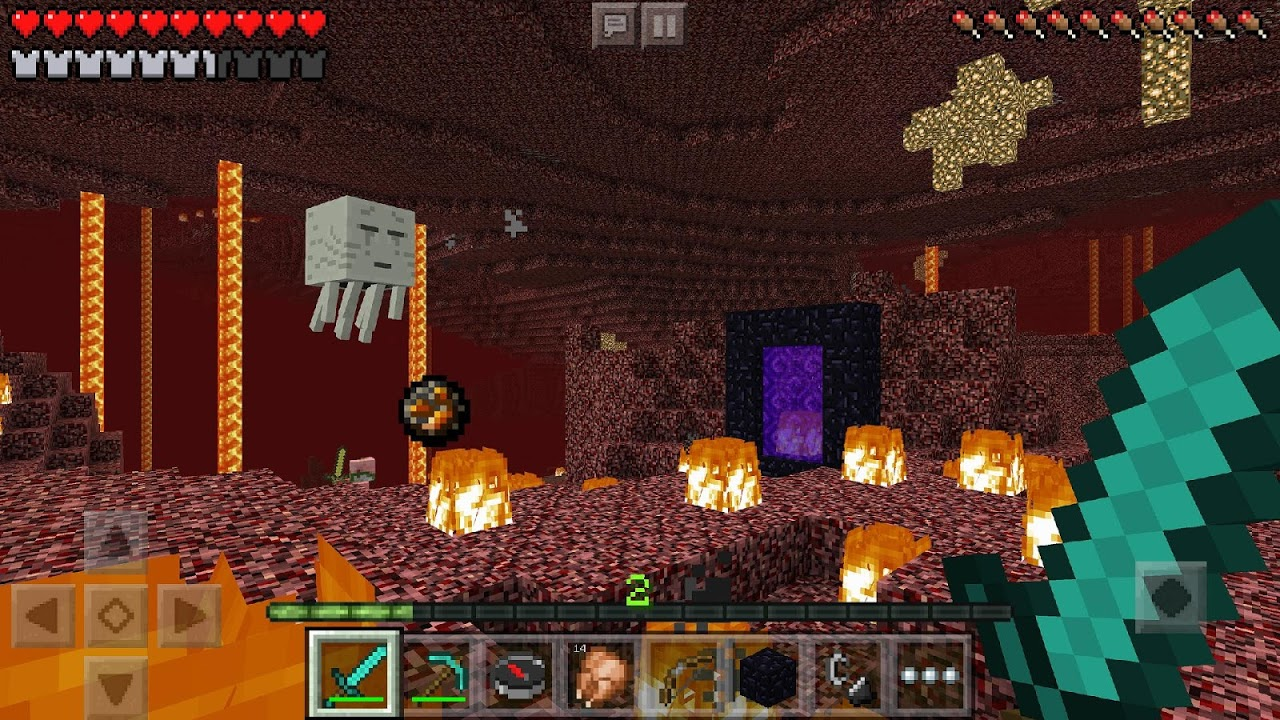 Minecraft: Pocket Edition 1.8.0.13 Screen 2