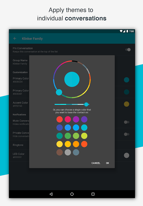 Android Pulse SMS (Phone/Tablet/Web) Screen 20