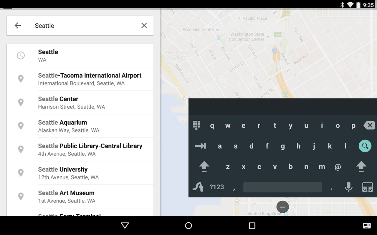 Android Swype Keyboard Screen 16