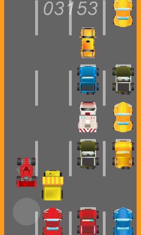 Turbo Racer (2D car racing) 2.1.6 Screen 1