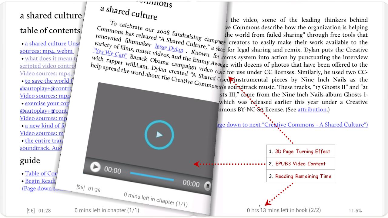Moon+ Reader Pro 5.0.2 Screen 7