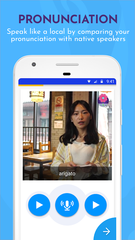Learn Languages with Memrise 2.94_7591_beta Screen 1