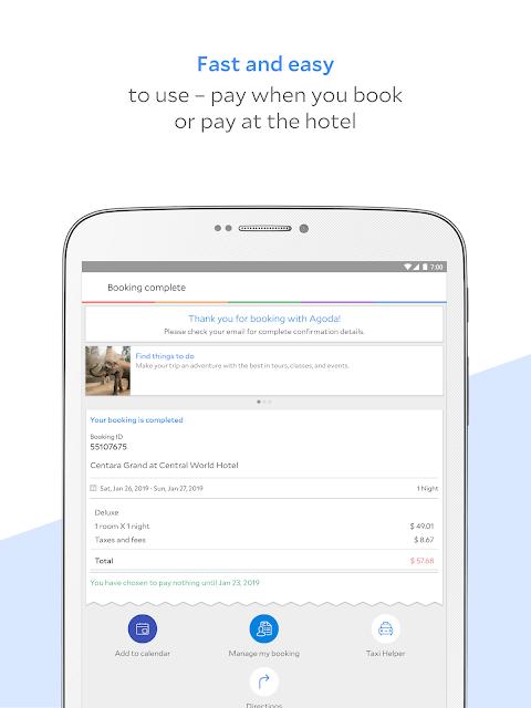 Agoda – Deals on Hotels & Homes 7.34.0 Screen 5
