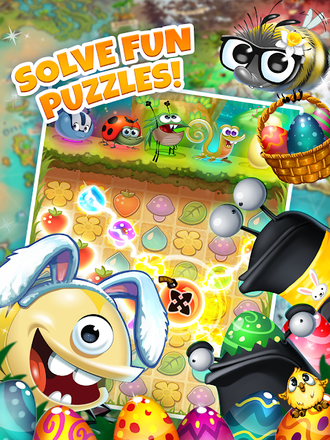 Android Best Fiends - Puzzle Adventure Screen 8