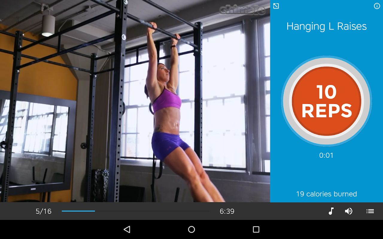 Android Workout Trainer: fitness coach Screen 26