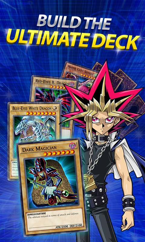 Android Yu-Gi-Oh! Duel Links Screen 3
