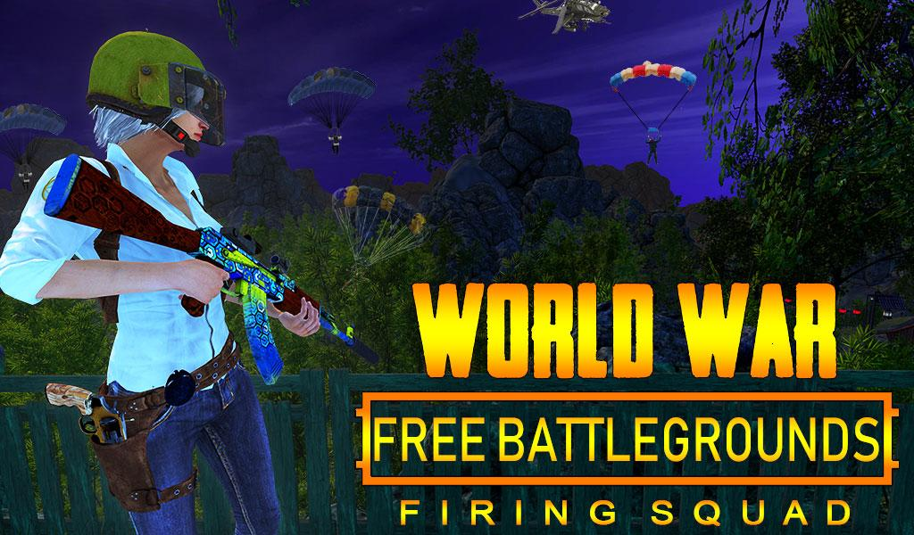 Free Fire Battleground- Firing Squad battle strike 1.0 Screen 8