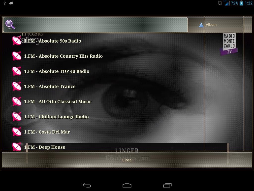 DFM Player 4.88 Screen 8