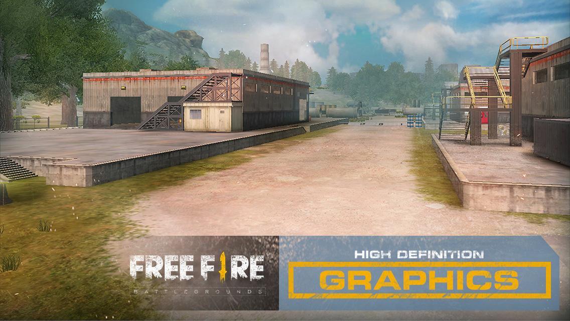 Free Fire - Battlegrounds 1.6.6 Screen 3