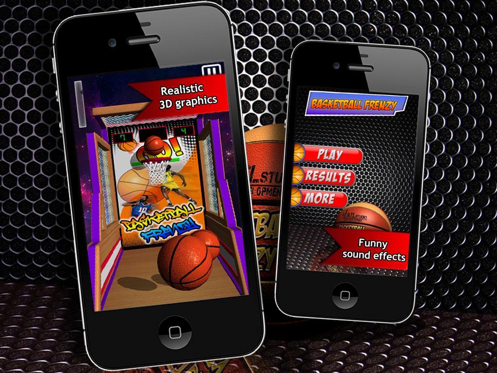 Basketball Frenzy 1.2 Screen 3