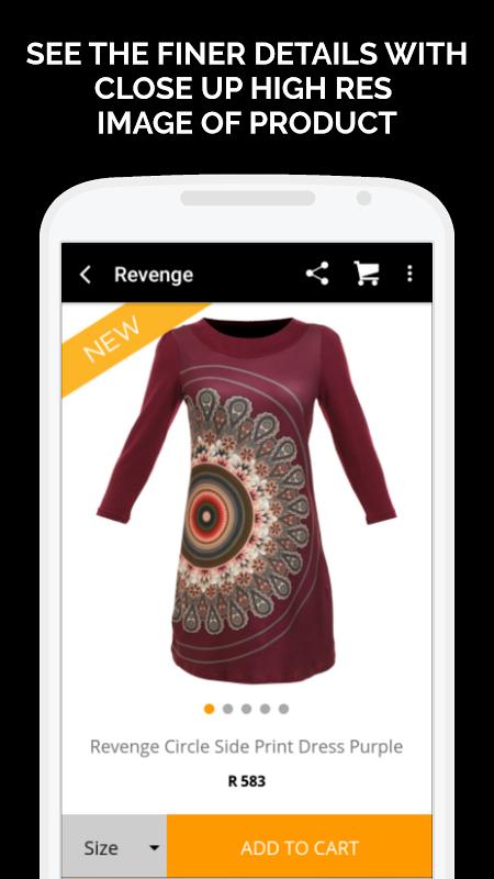 Zando Fashion Online Shopping 1.0.8 Screen 4