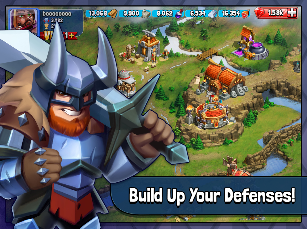Android Dragonstone: Kingdoms Screen 5