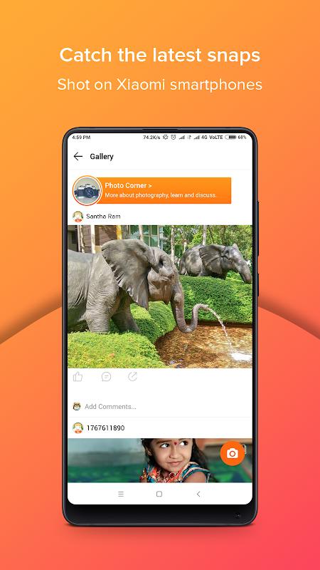 Mi Community - Xiaomi Forum 4.0.1 Screen 4