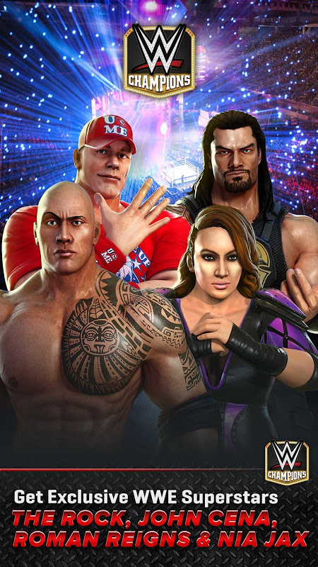 WWE Champions Free Puzzle RPG 0.306 Screen 10
