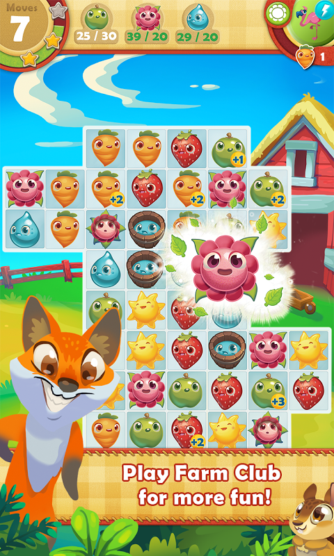 Android Farm Heroes Saga Screen 15
