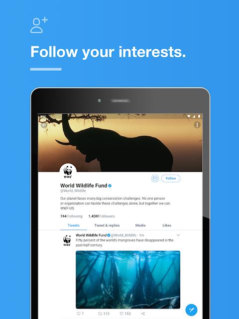 Twitter 7.80.0-release.28 Screen 5