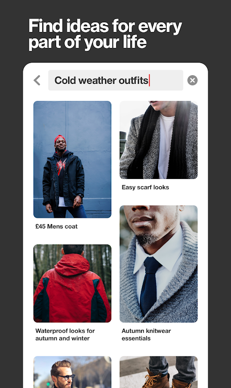 Pinterest 7.0.0 Screen 2