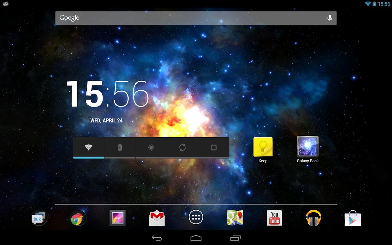 Galaxy Pack 1.9 Screen 11