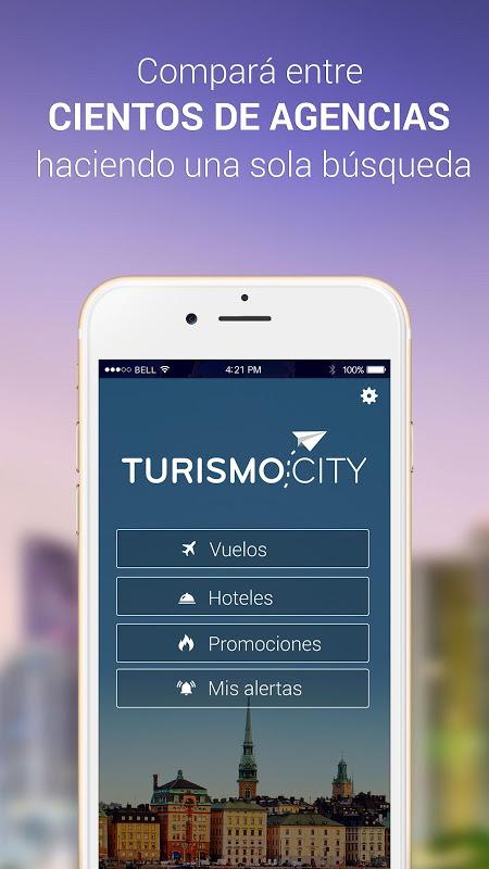 Android Turismocity Vuelos Baratos Screen 12