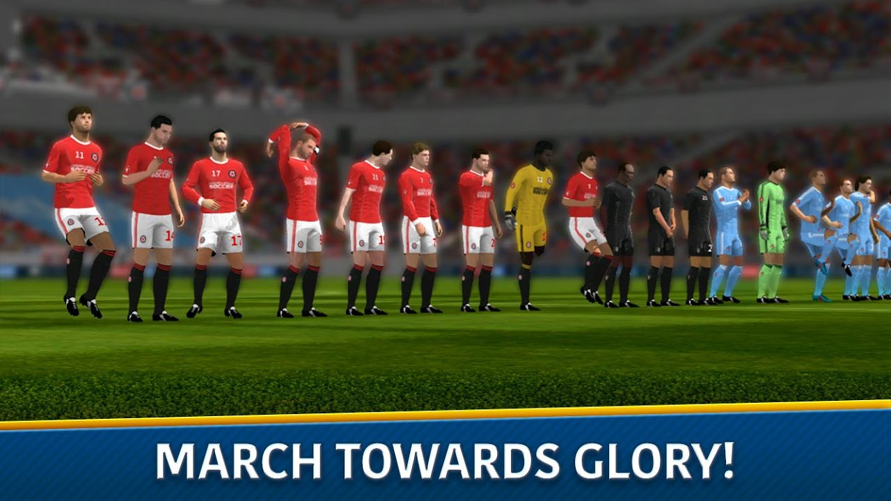 Dream League Soccer 2017 5.063 Screen 3