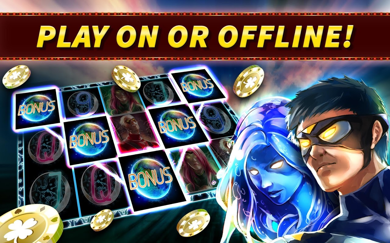 Android DoubleUp: Casino Slot Machines Screen 2