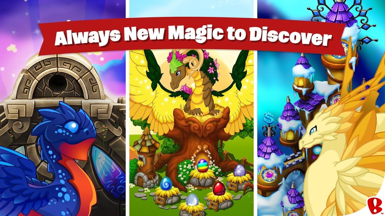 DragonVale 3.9.0 Screen 5