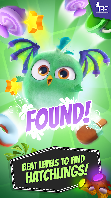 Android Angry Birds Match Screen 18