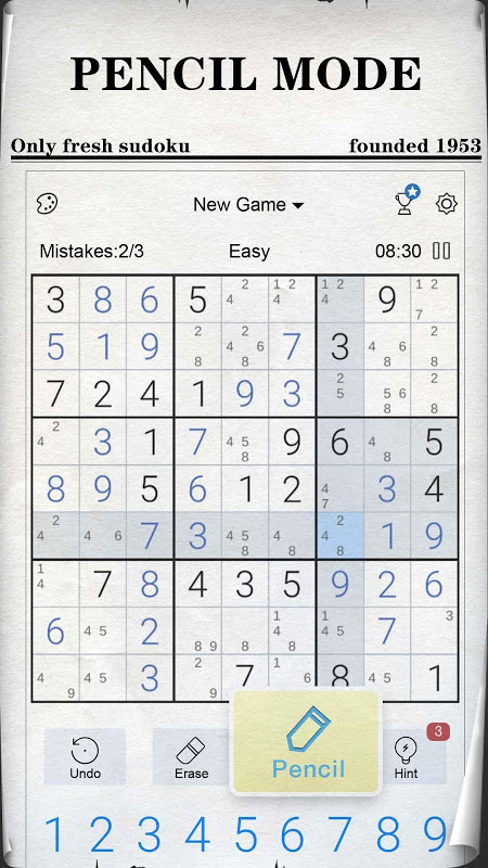 Sudoku - Free Classic Sudoku Puzzles APKs | Android APK