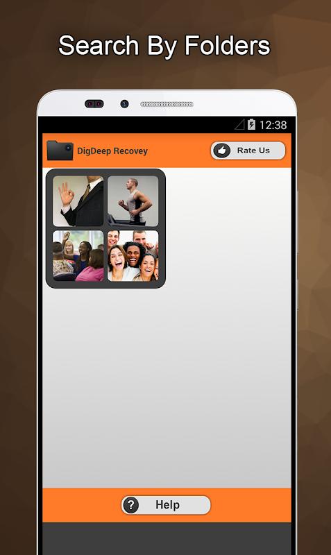 DigDeep Image Recovery 3.2.9 Screen 2