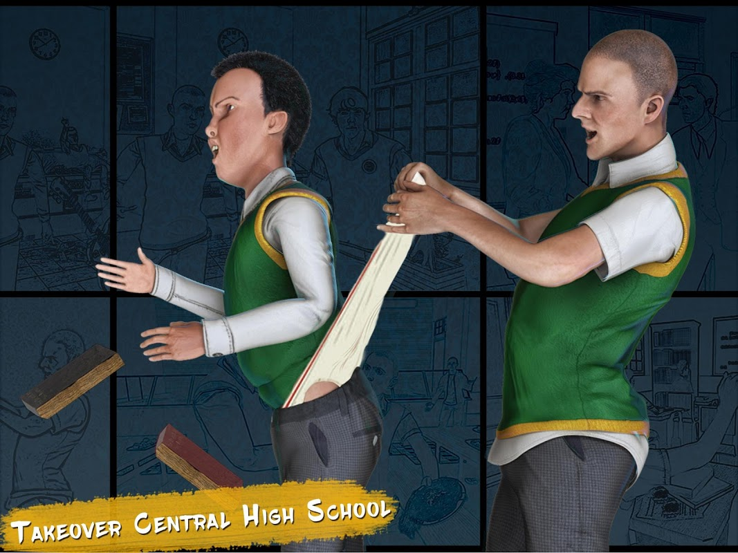 Android High School Bully Gangster Screen 12
