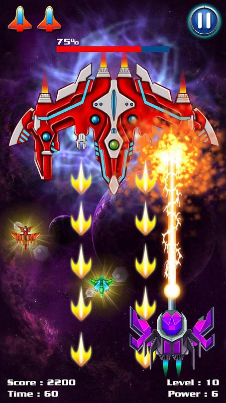 Galaxy Attack: Alien Shooter 1.0 Screen 5