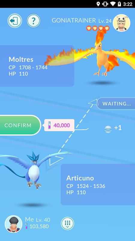 Pokémon GO 0.123.2 Screen 8
