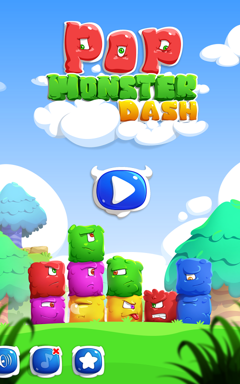 Android Pop Monster Dash Screen 19