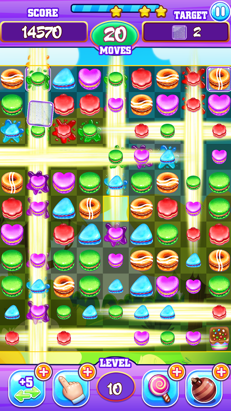 Cookie Forest 1.0.0 Screen 3