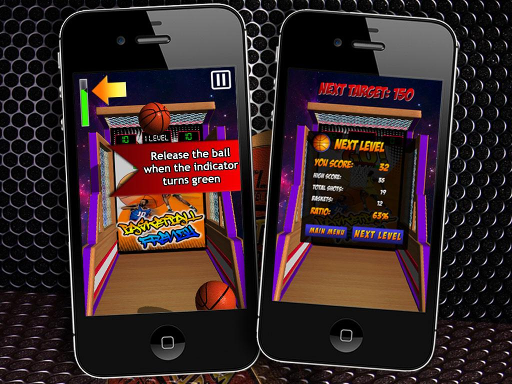 Basketball Frenzy 1.2 Screen 5
